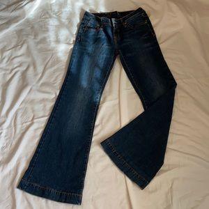 Seven Wide Leg Jeans, Size 24